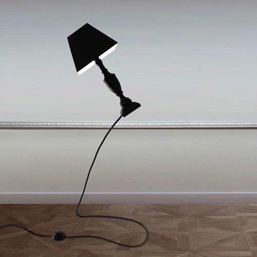 Chargeur de téléphone sur lampe LED