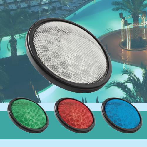 Pour votre piscine pensez l 39 clairage led led blog for Ampoule pour piscine