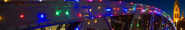 Eclairage LED ludique