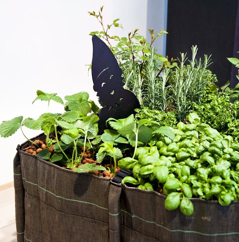 Une décoration de jardin originale pour l\'été | LED Blog