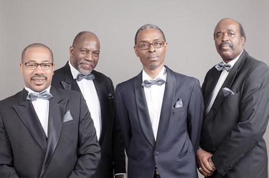 Soirée Gospel, le Golden Gate Quartet