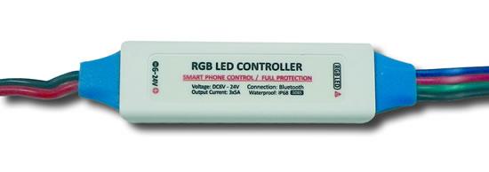 Contrôleur LED RGB Bluetooth