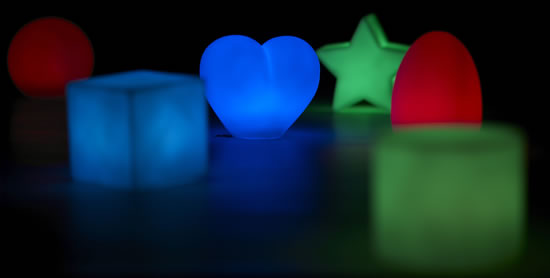 Idées cadeaux lumineux