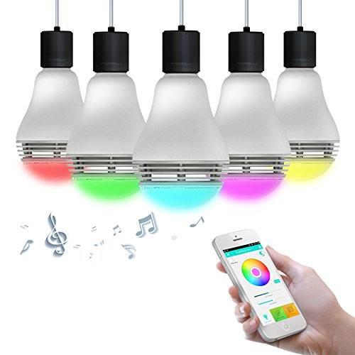 Ampoules LED E27 Bluetooth