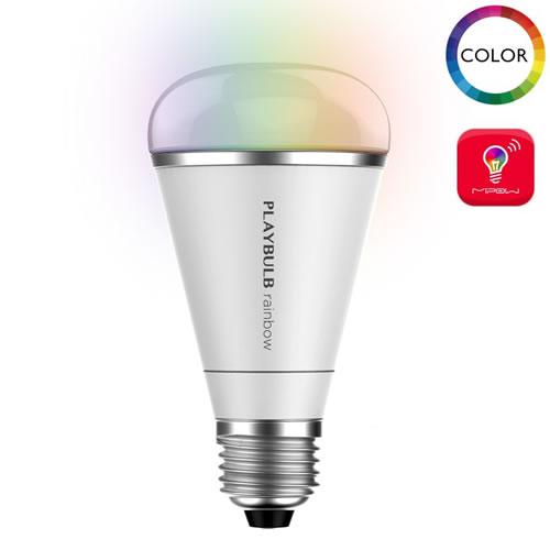 ampoule led couleur