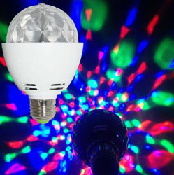 ampoule led disco