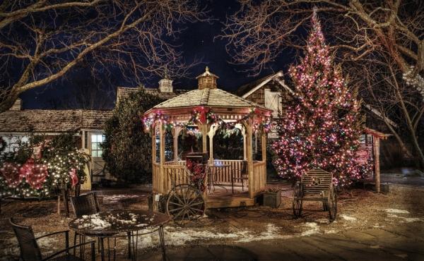 Décoration lumineuse de Noël : nos conseils pour l'extérieur