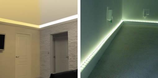 Rubans LED déco