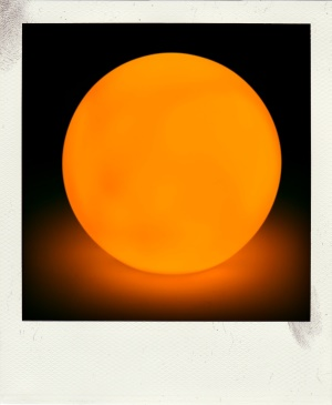 pola boule orange