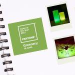 Carnet de tendances : le vert sera LA couleur 2017