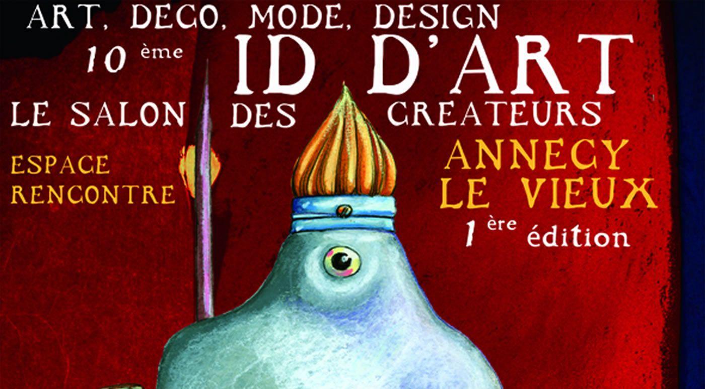 ID D'ART Annecy l'affiche