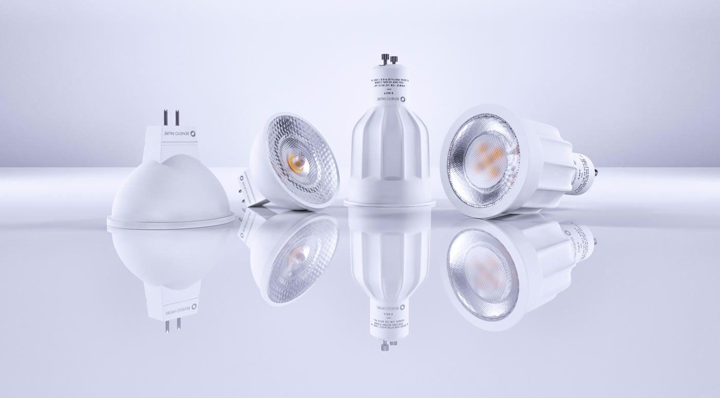 Les ampoules LED Béneito Faure