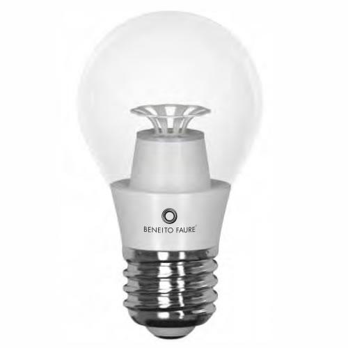 Ampoule LED E27 avec effet filament