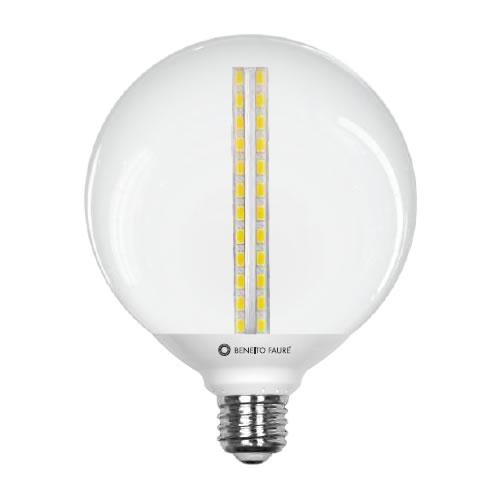 Ampoule E27 avec barrettes de LED