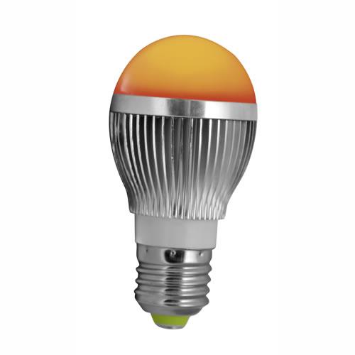 Une ampoule LED E27