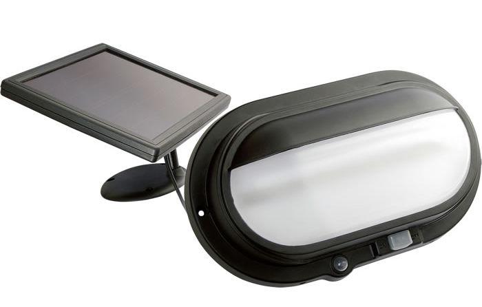 Applique LED solaire sans fil