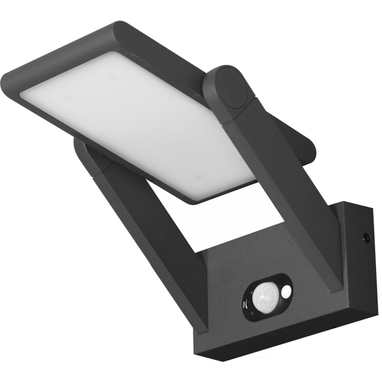 Applique LED solaire
