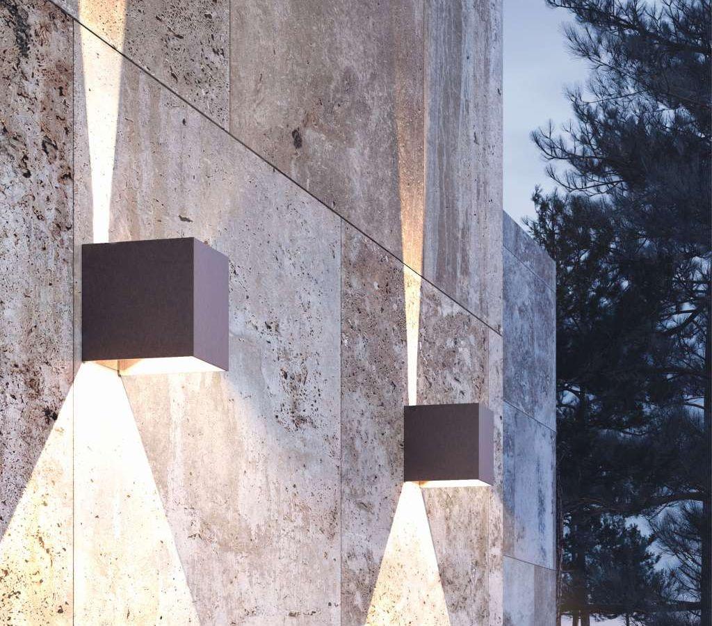 Appliques extérieures LED LEK