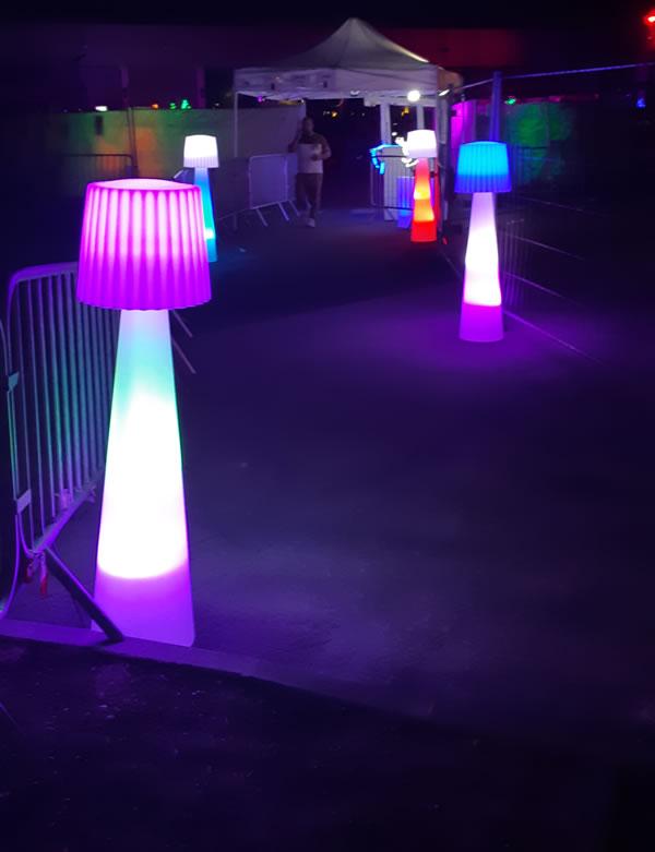 Lampe Damen