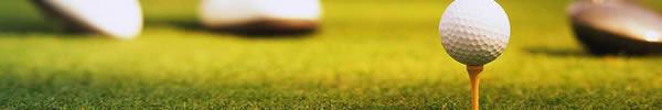 Balle de golf lumineuse