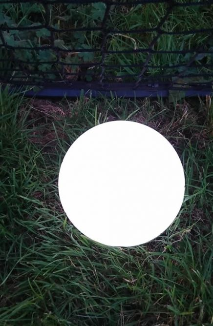 Ballon de foot lumineux