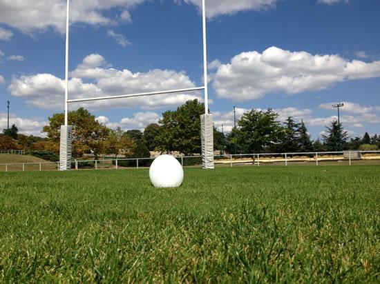 Ballon de rugby lumineux Ellis