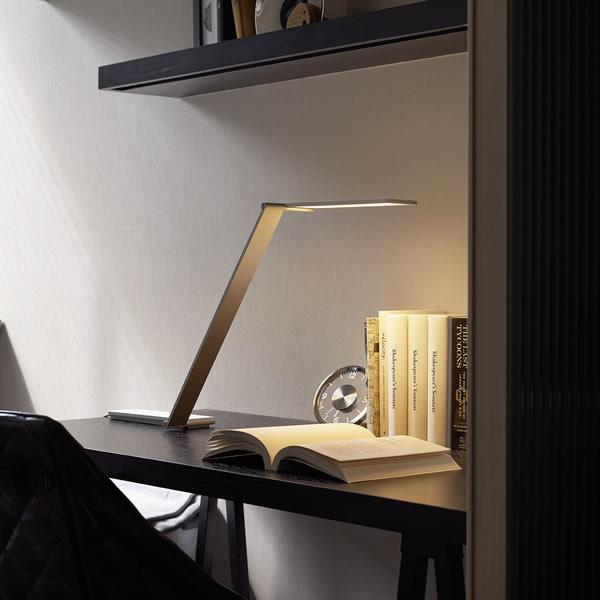 Lampes de bureau Be Light de chez QisDesign