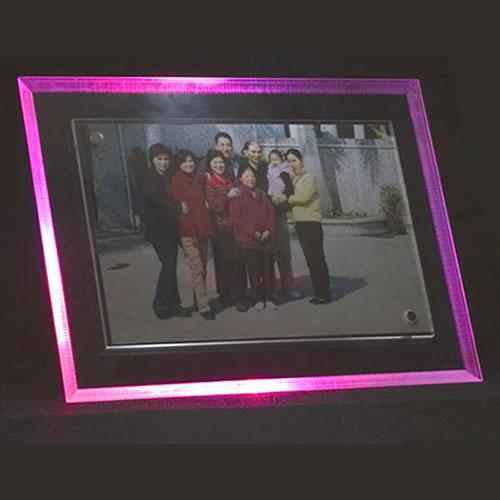 cadre photo LED