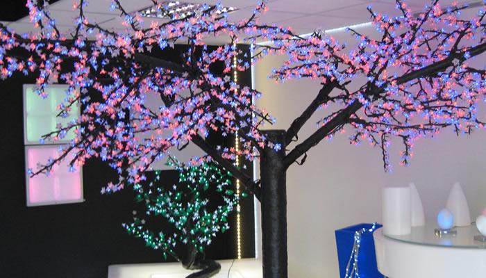 Cerisier lumineux 4000 LED
