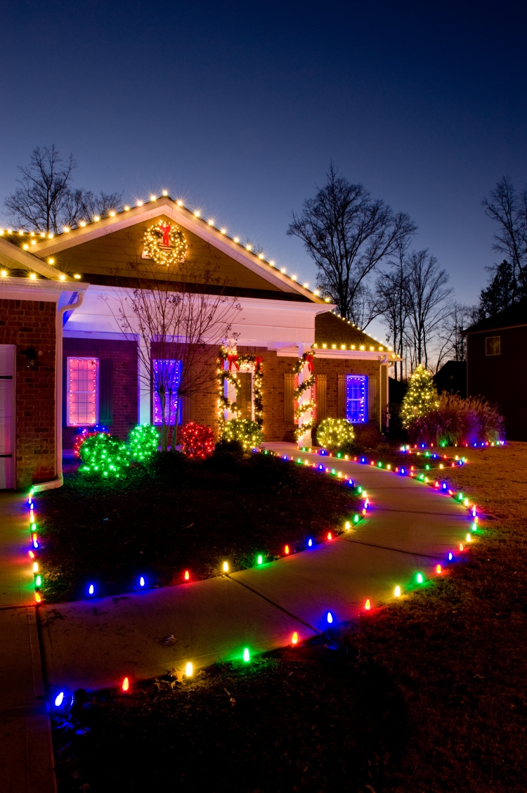 Deco De Noel Lumineuse Pour Fenetre déco lumineuse pour noël : n'oubliez pas l'extérieur! - le