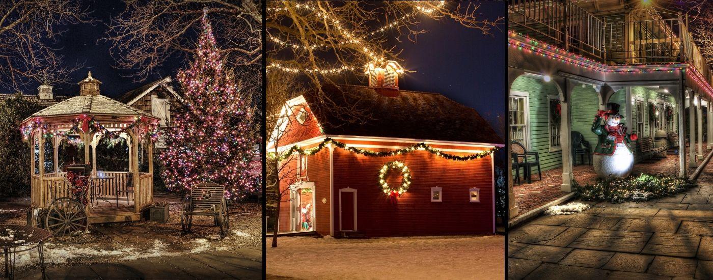 Decoration De Noel Exterieur Lumineuse.Déco Lumineuse Pour Noël N Oubliez Pas L Extérieur Le