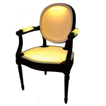 fauteuil led leon