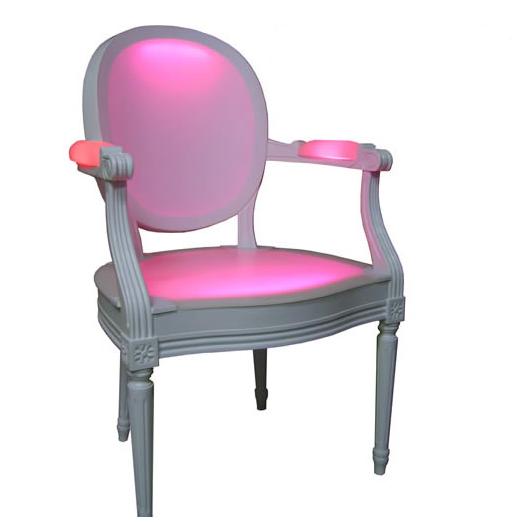 Parmi nos idées lumineuses, le fauteuil Boulet