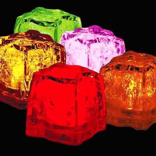 Bonne fête papa, les glaçons LED