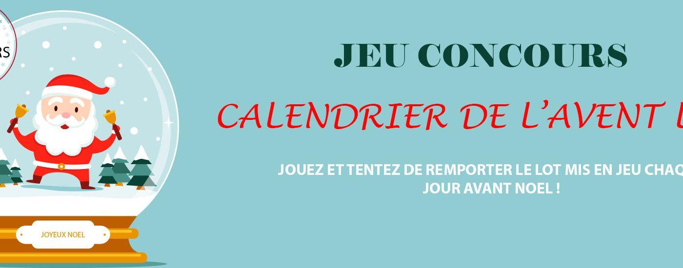 Concours Calendrier.Jeu Concours Calendrier De L Avent Led Le Blog Lux Et Deco