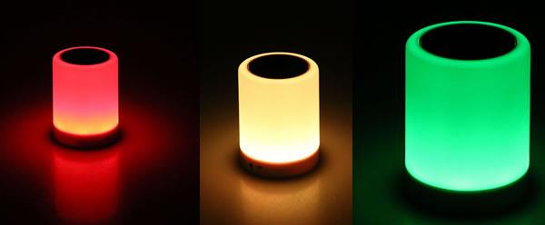 Lampe LED sans fil Salsa
