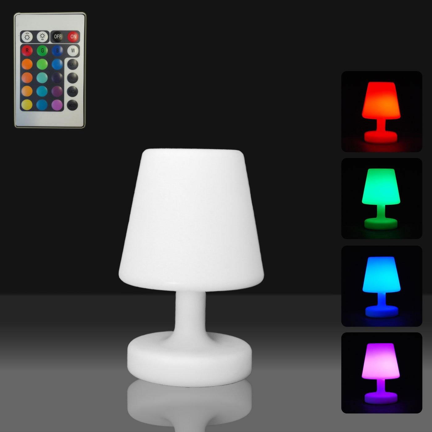 Lampe LED centre de table