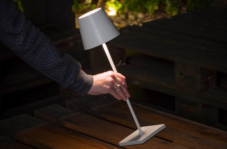 Lampe portable et rechargeable TOC