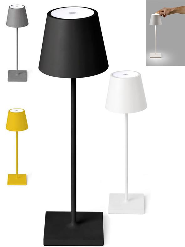 Les modèles de la lampe LED rechargeable