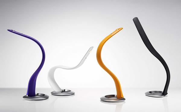 Lampes LED de bureau