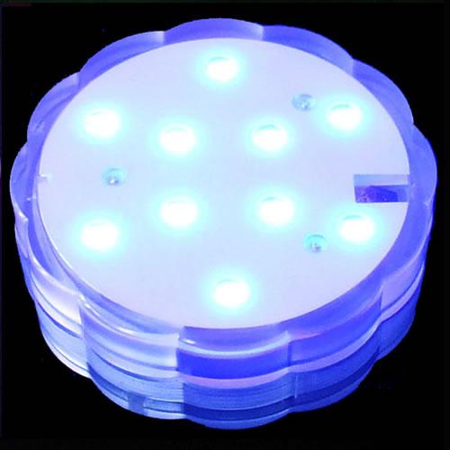 Base lumineuse LED