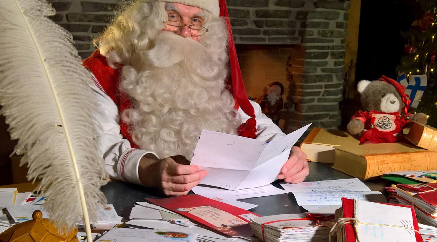 La lettre au Père Noël 2019