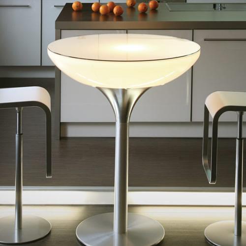 Table lumineuse Lounge