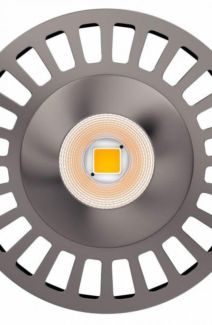 Ampoule LED Gu10 R63 de chez Beneito Faure