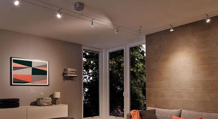 spots led sur c bles le blog lux et d co. Black Bedroom Furniture Sets. Home Design Ideas