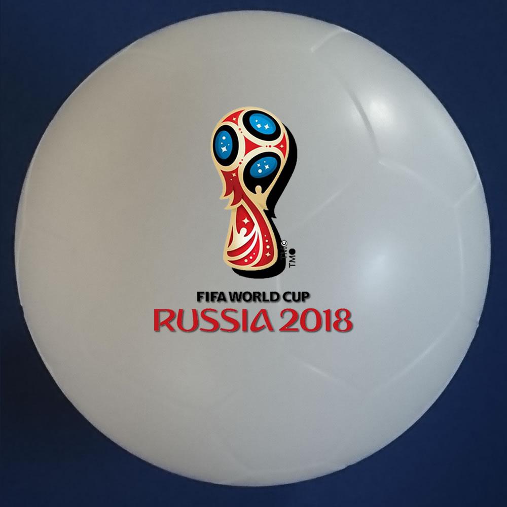 Ballon de foot personnalisable