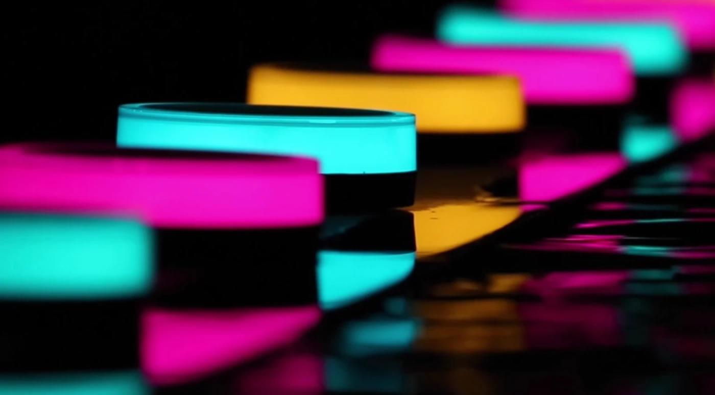 Lampe LED solaire connectée Garden