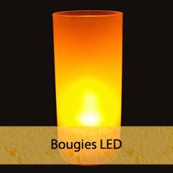 bougies-led