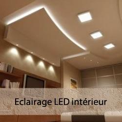 Eclaiarge LED intérieur