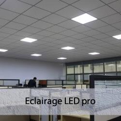 Eclairage LED professionnel